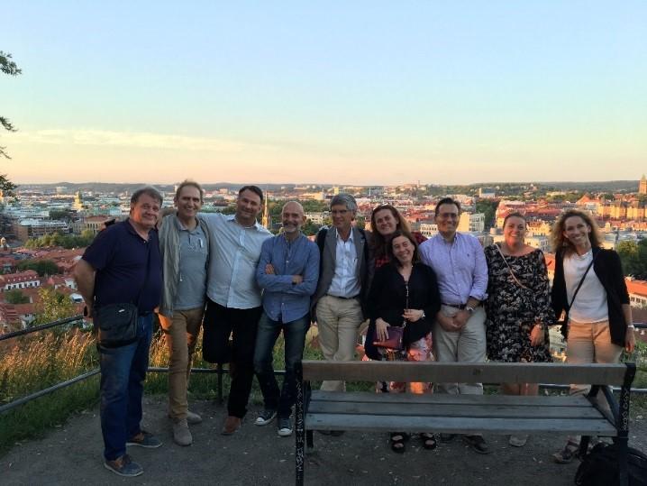 WP3 Joint Technical Meeting  in Göteborg, Sweden